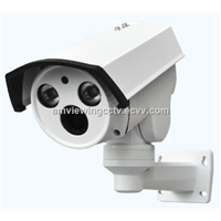 720P HD Outdoor Speed Ptz Camera,ahd camera varifocal 4X optical Zoom,Cctv middle Speed Camera