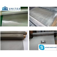plain/twill weave 500 micron stainless steel wire mesh