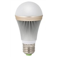 E27 Lampholder 5W/7W Energy Saving LED Bulb for Indoor Use