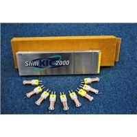KIC slim 2000 thermal profile ,KIC thermal profilling,KIC oven profile