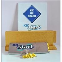 KIC START profiler for reflow oven temperature checker,KIC start thermal profile