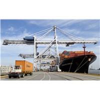 ship to shore crane. sts crane