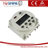 Daily weekly programmable digital timer switch (YX-804)