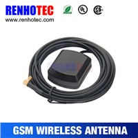 High performance GPS antenna with sma connector