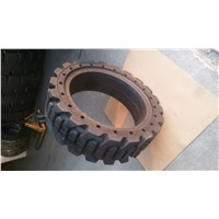 Innovated solid tire new solid tyre 810X182-20,Chinese top solid tyre manufactrurer