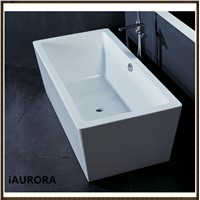 Best quality two sided bathtub for two person soaking
