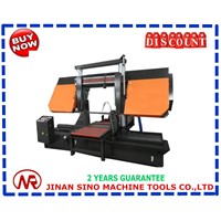 Double Column Horizontal Band Saw Cutting Machine for Metal GZ4270