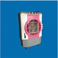 Plastic Evaporative air cooler pink