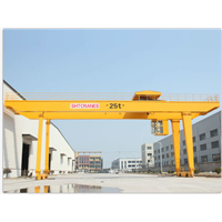 Weihua Double Girder Gantry Crane