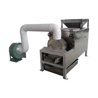 High Quality Cocoa Bean Peeling Machine For Sale