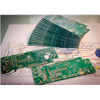 multilayer printed circuit board with 1.6mm normal FR4 4 layer pcb
