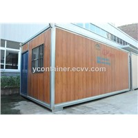Chongqing Yuke Hot Sale Cheap Container House