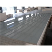 Fireproof HPL Faced Plywood