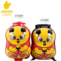 Peanut Shape Jimi Cartoon Girls School Bags Wholesale Custom Backpacks