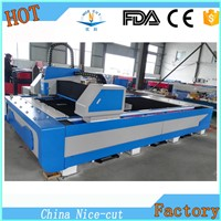 NC-3015 steel metal fiber laser cutting machine