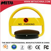 Remote Control Automatic Car Parking Barrier for Safety