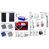 Solar Panel,Led Driver,Solar Power , Isolating Swatch, RCBO/RCCB/MCB/AC