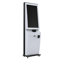 40 inch large screen Ticket Vending Machine for movie theatre