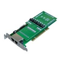 SinoV-TE430P 4 E1 asterisk card 2U class