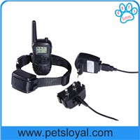 Waterproof Electric Bark Control Collar Built-In 220v Rechargeable Li-On Battery