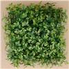 PE Plastic Artificial Tree Leaf Mat
