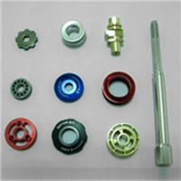 CNC High Precision Bicycle Parts