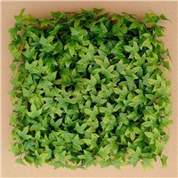 Garden Decorative Artificial Grass Boxwood Mat