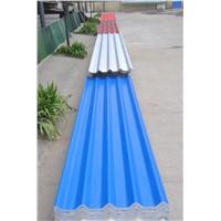 aluminium foil anti-corrosion heat insulation roof sheet