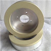 6A2 diamond vitrified grinding wheel for ceramic cutters