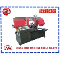 Automatic Band Saw Metal Cutting Machinery GS320