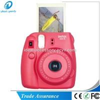Fujifilm Instax Mini8 Instant Film Camera Raspberry Color