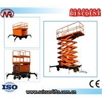 Mobile Hydraulic Scissor Lift Table