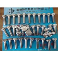 """BS hex bolt 1/4', 5/16"""",3/8',5/8"""",1/2"""" zinc plated"""