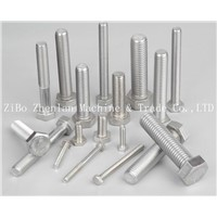 Hot Dip Galvanized Mild Steel hex Bolt M48 DIN933