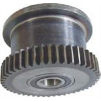 End Carriage Wheel Kits