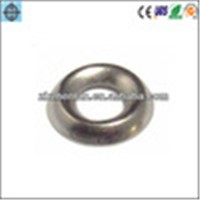 Stainless steel cup washer stamping fastener