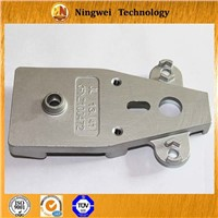 Carbon steel railway part , used as gate-switching system, customized precison casting