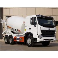 8CBM SINOTRUK HOWO A7 6x4 Concrete Mixer Truck, 340HP