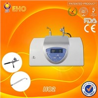 Body shaping equipment!!HO2 facial peeling machine, facial care and facial firming