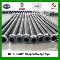 Wear Resistant UHMWPE Dredging Pipes