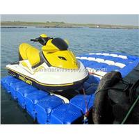Marine Plastic Jetski floating pontoon docks