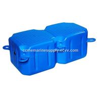 Marine plastic floating pontoon/marine floating pontoon for floating dock