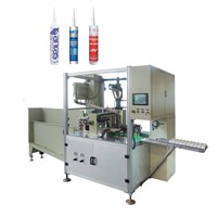 Sealant automatic ZDG-300 Catridge packing filling machine
