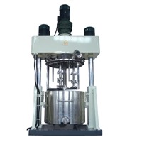 Silicone sealant mixing machine