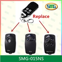 SMG-015NS Compatible with NICE FLORS universal remote control for garage door