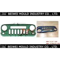 china auto bumper mould manufacturer