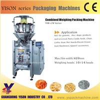 Canton Factory Automatic Cashew nuts packing machine