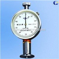 Shore C Rubber Durometer micropore durometer hardness testing