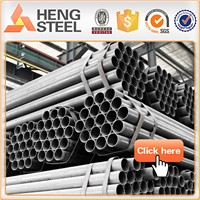 Tianjin carbon steel pipe price list of scaffolding material