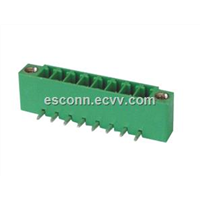 Right Angle Pluggable Terminal Blocks Board In Connectors Used In PCB Power